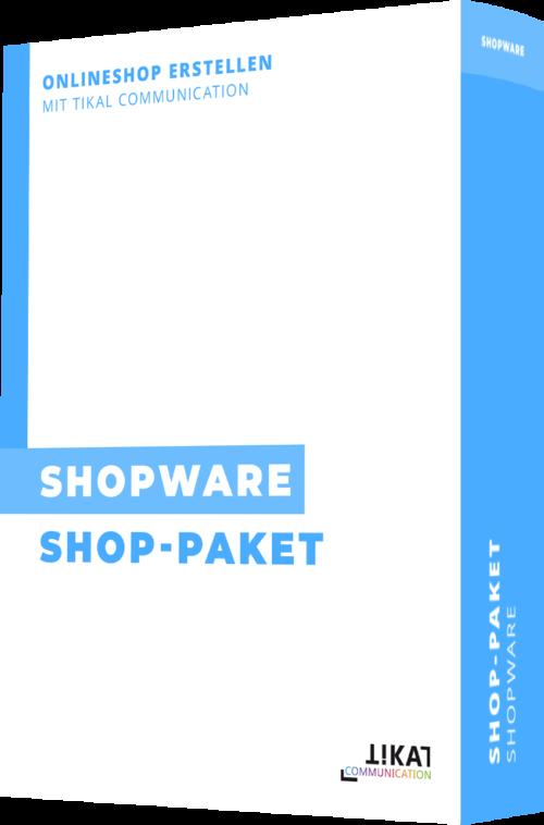 Shopware Shop-Paket