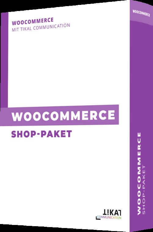 WooCommerce Shop-Paket