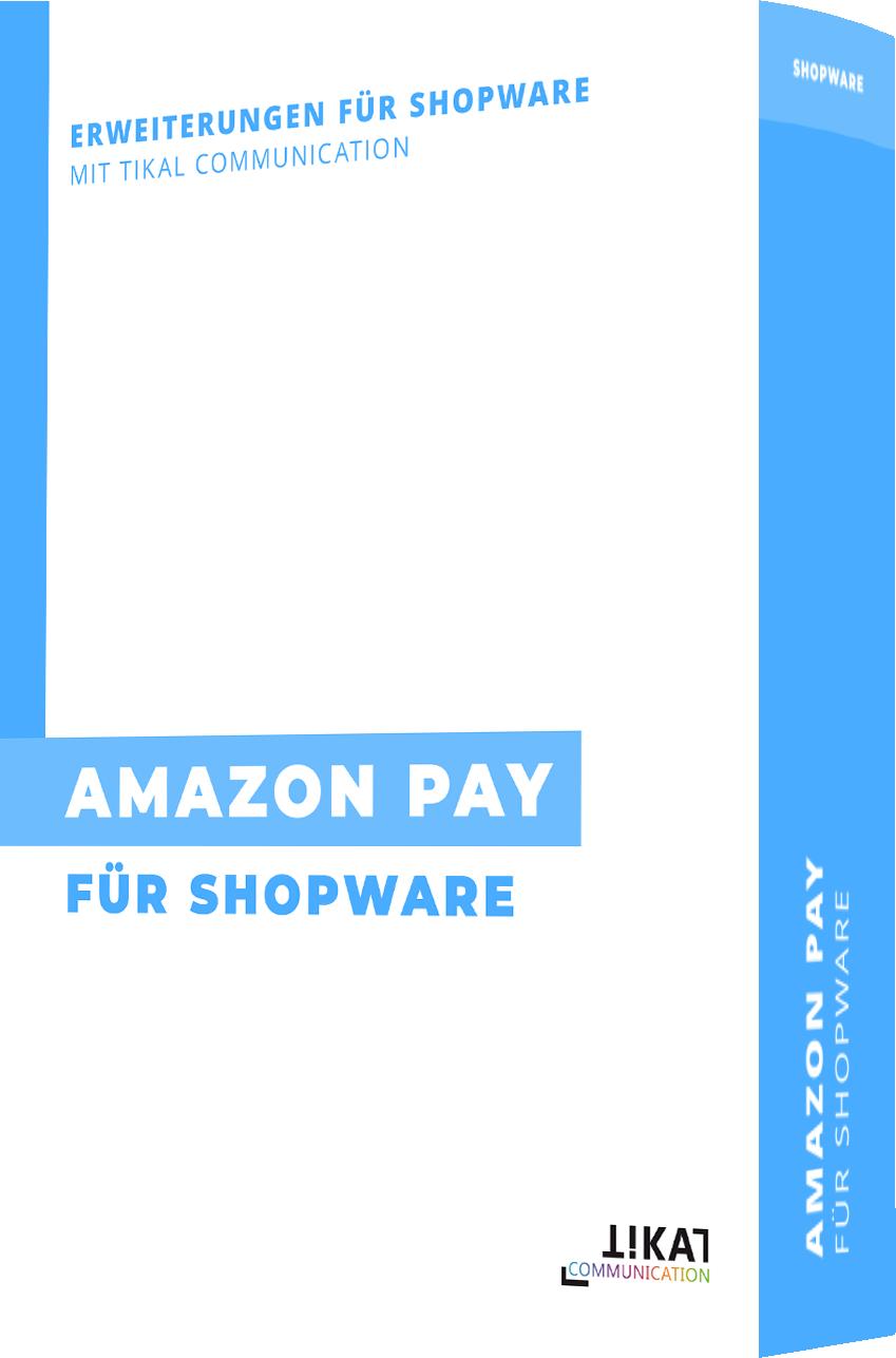 Amazon Pay für Shopware