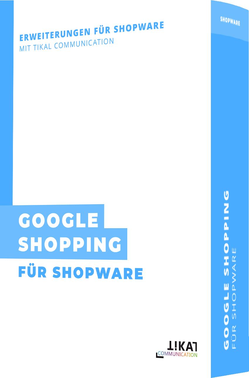 Google Shopping für Shopware