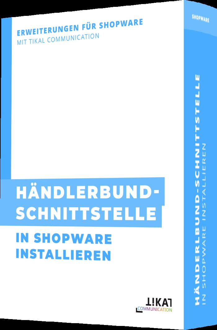 Händlerbund in Shopware installieren