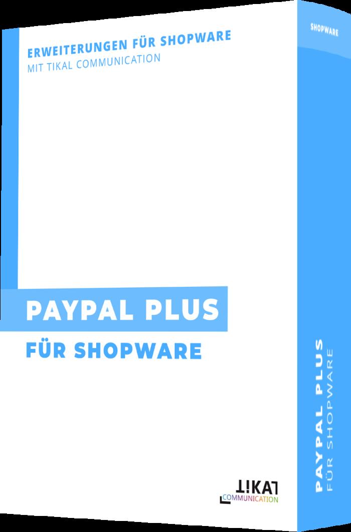 Paypal Plus für Shopware