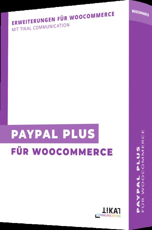 Paypal Plus für WooCommerce