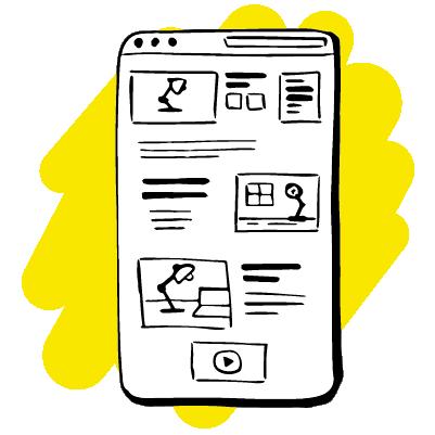 Produkttexte und Templates
